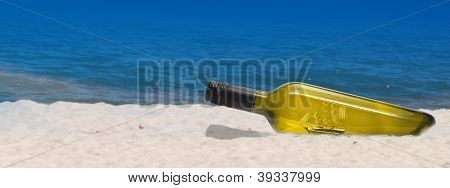 Bottle With Ship Inside