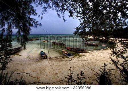Kizimkazy Bay  Zanzibar