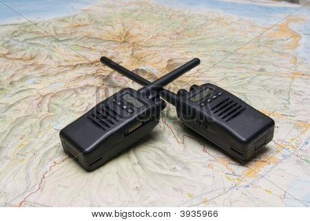 Two Radio Wireless For Emergency