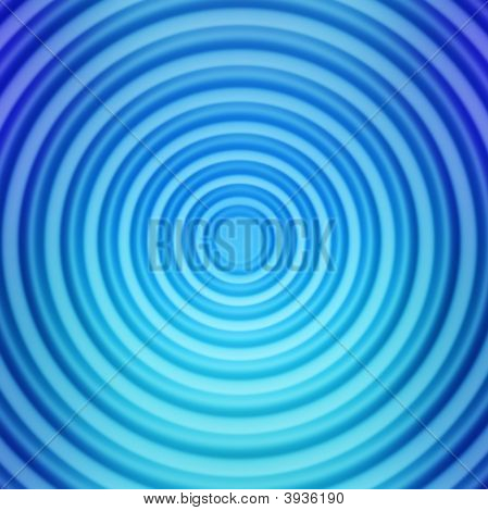Big Concentric Ripple Plain