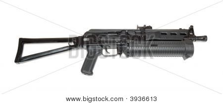 Russian Machine Gun