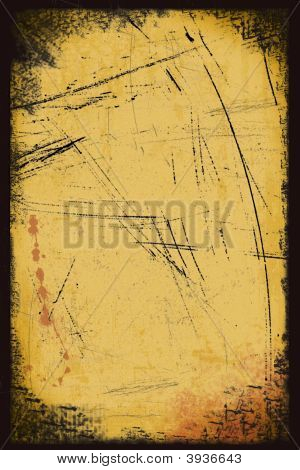 Old Paper Yellow