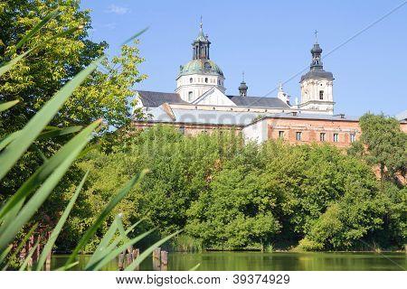 Monastery - Fortress Of Carmelites, Berdychiv, Ukraine
