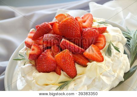 Strawberry Pavola