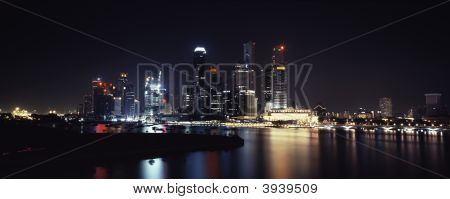 Singapore Night Lights