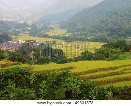 China Southern mountain