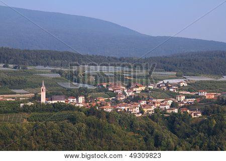 Val Di Non, Italy