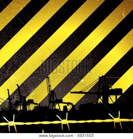 Crane Stripe