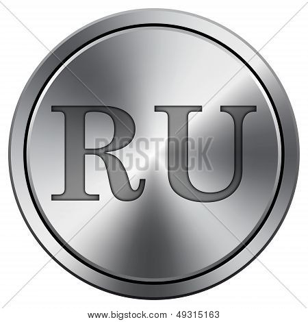 Shiny Metallic RU Icon