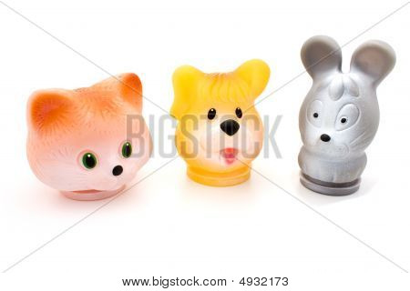 Heads Of Toys
