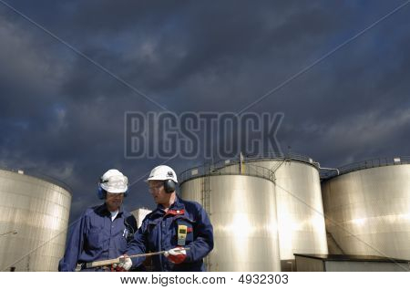 Industrial Engineers