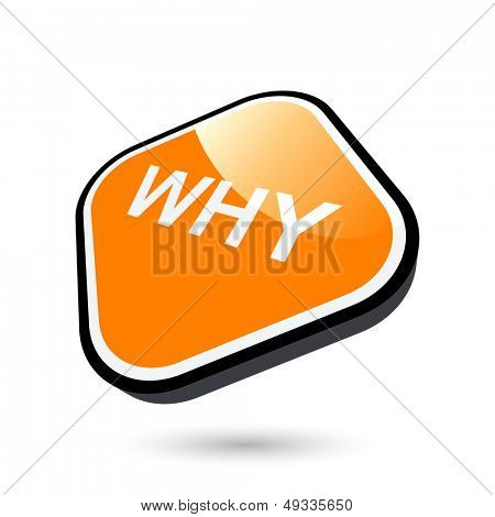 modern why sign