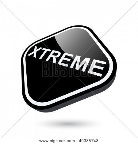 modern extreme sign