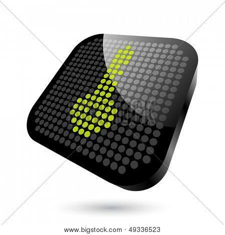 sinal chave moderna