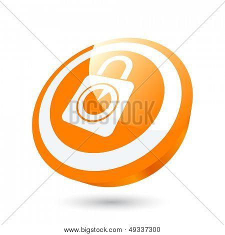 moder time lock sign