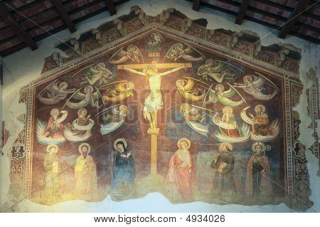 Oratorio Di San Bartolomeo, Citta Della Pieve, Italy