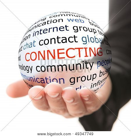 Concept of connecting