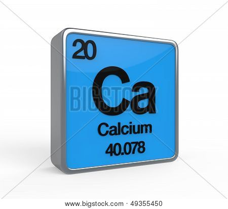 Calcium Element Periodic Table