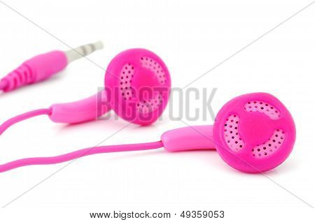 Portable Stereo Headphones