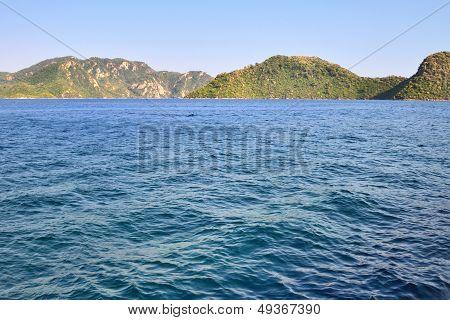 Marmaris Seascape