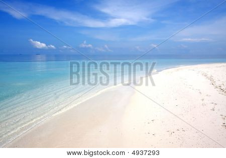 Tropical Beach I