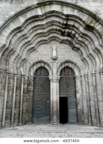 Medieval Church Doors