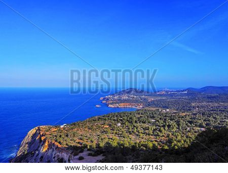 Cala D'hort On Ibiza