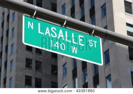 Chicago - Lasalle Street