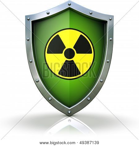 protection against nuclear emission