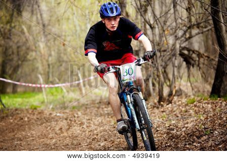 Mountain Bike Cross-country Relay Race