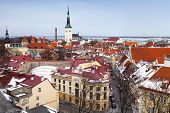 picture of olaf  - Old Tallinn panorama - JPG