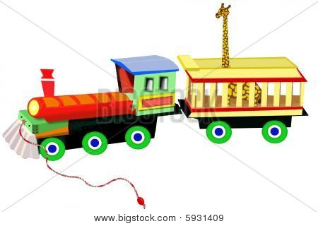 Train With Giraffe