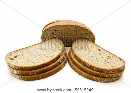 Fresh crust bread