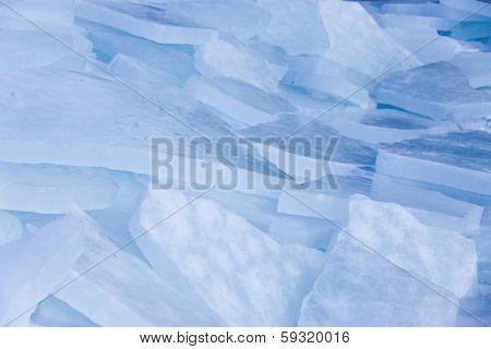 Broken Ice.