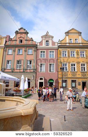 Poznan - Rynek
