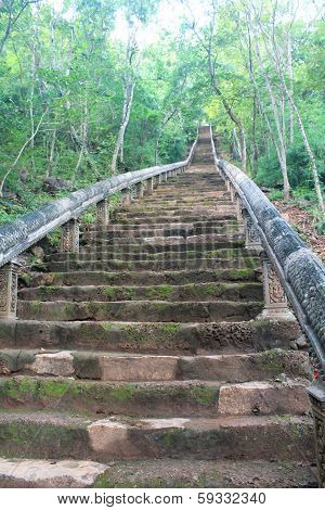 Stairway To Heaven, Cambodia