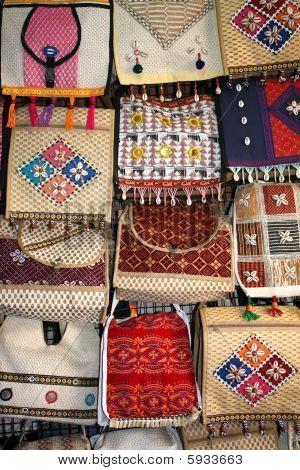 Flea Market Handmade Bags