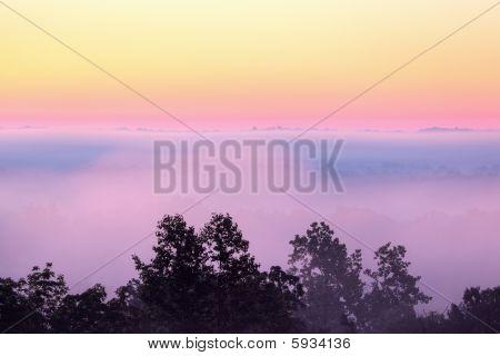 River Valley at Dawn
