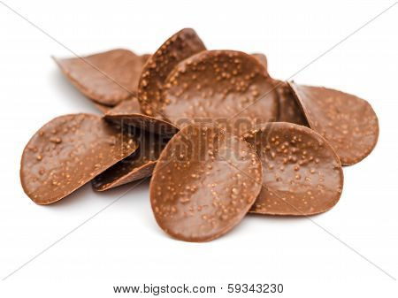 Chocolate Nut Chips