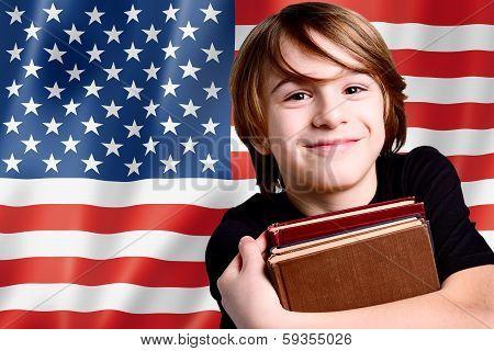 learning english language in USA