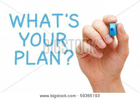 What Is Your Plan