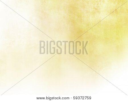 Soft white yellow background gradient