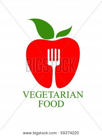 Vegetarian Food icon