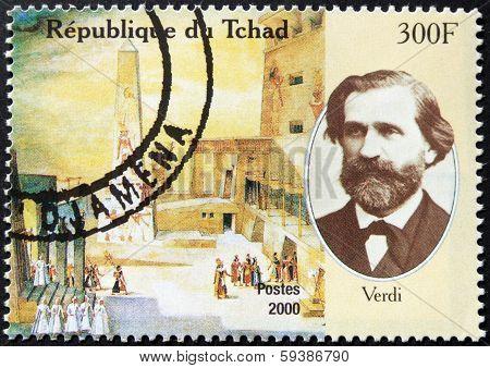 Verdi Stamp
