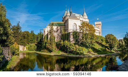 Historic Castle Bojnice
