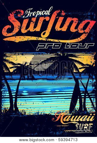 Tropical Surfing.eps