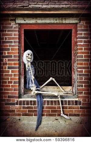 Pinup Skeleton
