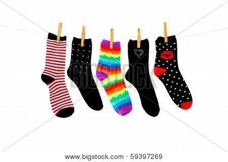 More Orphan Socks