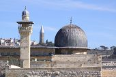 picture of aqsa  - Al Aqsa Mosque - JPG