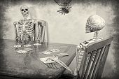 Skeleton Rummy